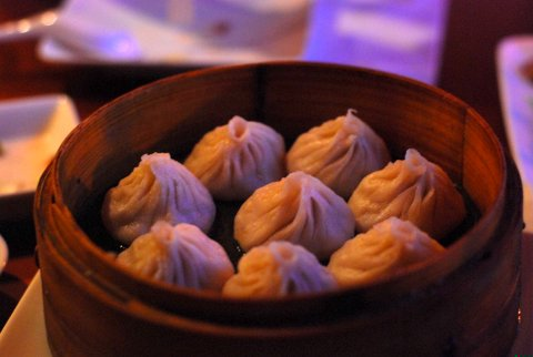 Xiao Long Bao - soup buns