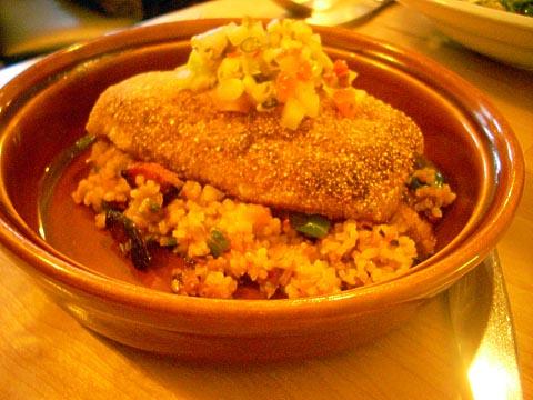 cornmeal catfish