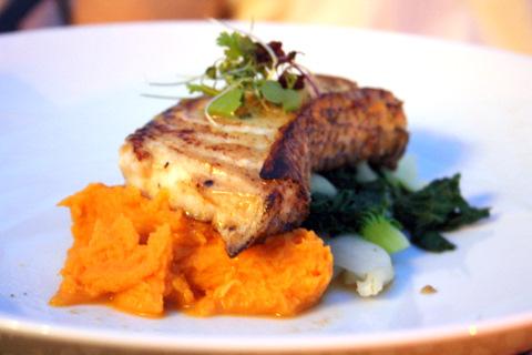 umami restaurant brookline sea bass
